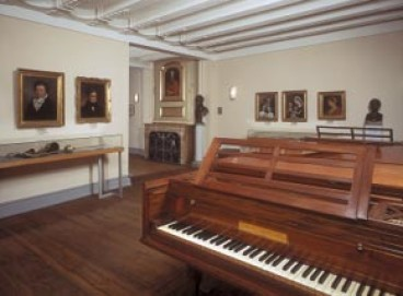Innenraum des Beethoven-Hauses