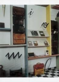 Schulmuseum Bergisch Gladbach - eine Einsicht in die Dauerausstellung.