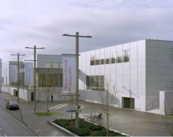 Neubau Museum Folkwang - Außenansicht