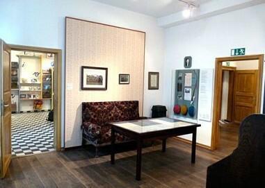 Ausstellungsraum Schulmuseum