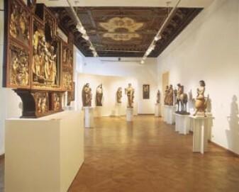 Innenansicht des Suermondt-Ludwig-Museums