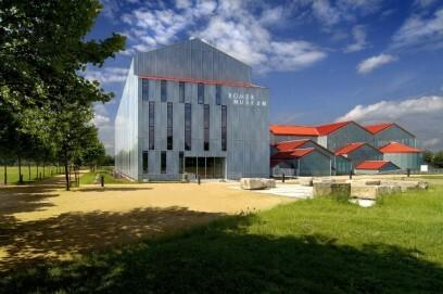Das LVR-RömerMuseum im Archäologischen Park Xanten