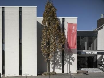 Außenansicht Museum Ratingen