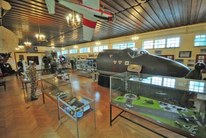 Innenansicht Museum