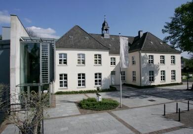 Museum Voswinckelshof - Vorderansicht