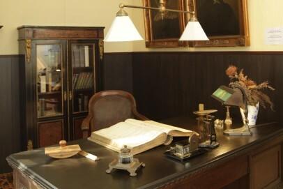 Ausstellung Dürens Goldene Jahre 1871-1914, Kontor