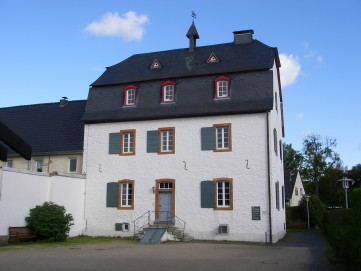 Herrenhaus Burg Altendorf - Sitz des Stadtmuseums Meckenheim