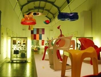 """Ausstellung """"Die Kunststoff-Macher"""", Saarbrücken 2009"""