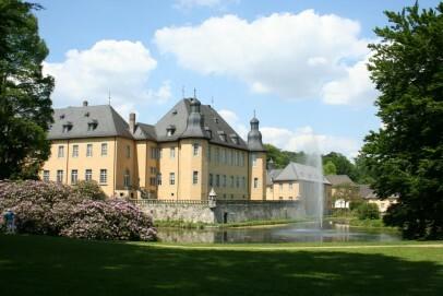 Stiftung Schloss Dyck (Sommer)