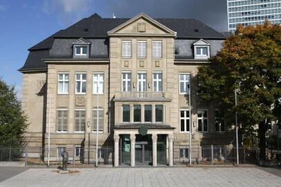 Das Haus der Parlamentsgeschichte in der Villa Horion