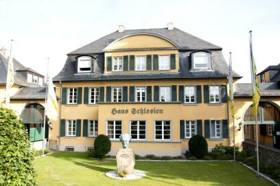 Hausfassade Haus Schlesien