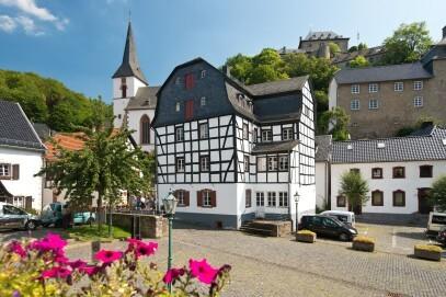 Das Gildehaus in Blankenheim