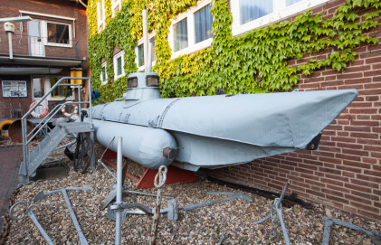 Ein-Mann-U-Boot, Typ Biber