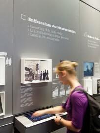 Dauerausstellung - Medien für die Massen
