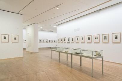 """Die Photographische Sammlung, Raum 1, Ausstellung """"August Sander. Meisterwerke aus 'Menschen des 20. Jahrhunderts'"""" (2018)"""