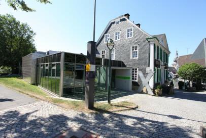 Deutsches Röntgen-Museum, Aussenansicht