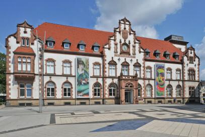 Kunstmuseum Mülheim an der Ruhr, Außenansicht