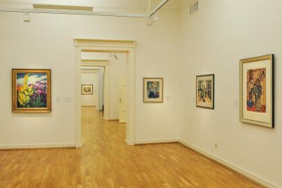 Kunstmuseum Mülheim an der Ruhr, Blick in die Sammlung