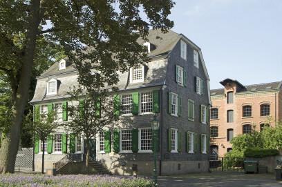 Engels Haus mit Museum für Frühindustrialisierung
