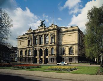 Kunstmuseen Krefeld, Kaiser Wilhelm Museum