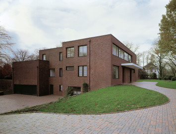 Kunstmuseen Krefeld, Haus Lange
