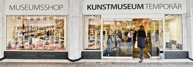 Außenansicht MUSEUM TEMPORÄR