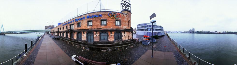 Panorama-Ansicht, außen