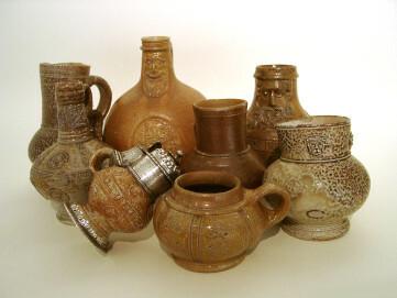 KERAMION, Historische Keramik