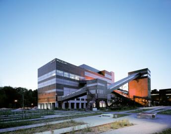 Außenansicht des Ruhr Museums
