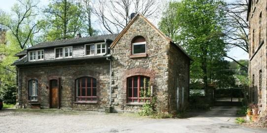 Kutschenhaus des Kupferhammers, 2013