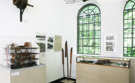 Kulturlandschaft Deilbachtal, Ausstellungsraum