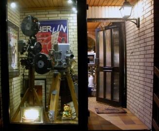 Eingangsbereich mit Schaufenster
