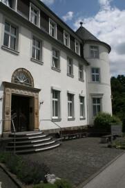 Museum auf der Hardt, Außenansicht