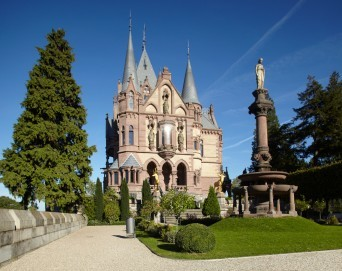 Schloss Drachenburg, Venusterasse