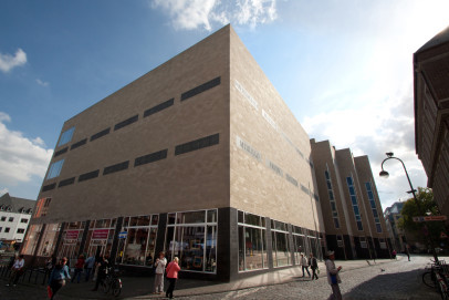 Wallraf-Richartz-Museum, Außenansicht