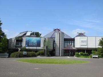 Das Aquazoo Löbbecke Museum im Nordpark