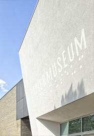 Papiermuseum Düren, Fassade