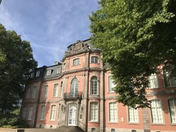 Goethe-Museum Düsseldorf/Anton-und-Katharina-Kippenberg-Stiftung, Vorderansicht