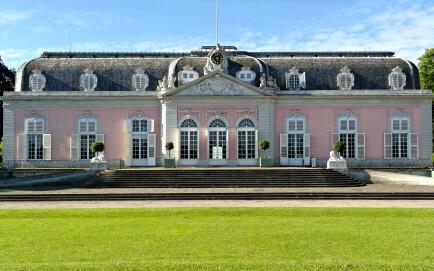Stiftung Schloss und Park Benrath, Corps de Logis Nord