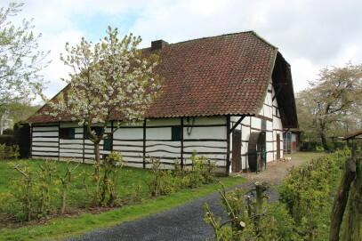 Wohnhaus des Hofes aus Mönchengladbach-Rasseln