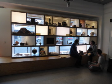 BASA-Museum, innen