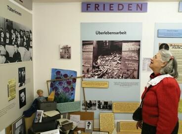 Ausstellungsbereich Haus der FrauenGeschichte (HdFG)