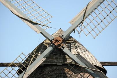 Hiesfelder Windmühle