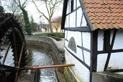 Wassermühle am Rotbach (Dinslaken-Hiesfeld)