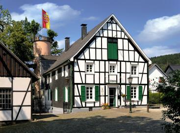 Heimatmuseum Bergneustadt in der 'Historischen Altstadt'