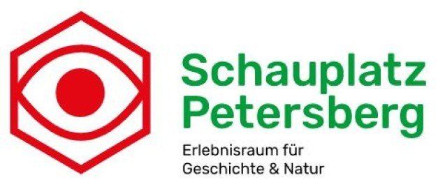 Schauplatz Petersberg Logo