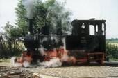 Feldbahnmuseum Oekoven